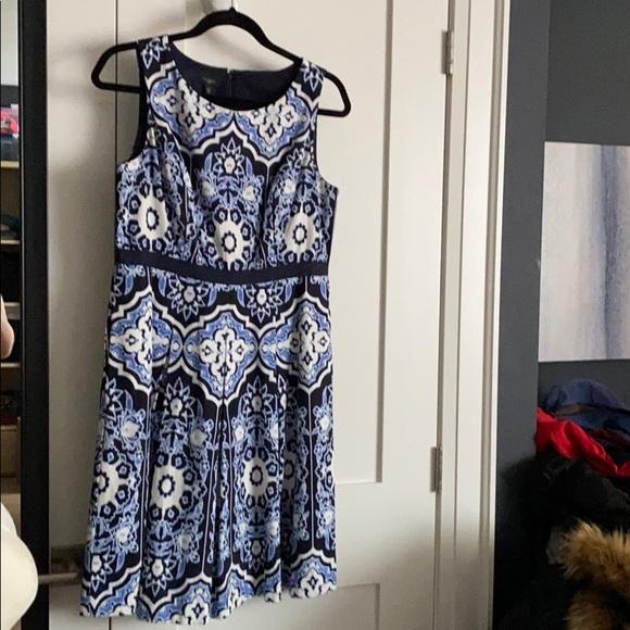 Talbots Dresses & Skirts - Talbots Floral Print Dress